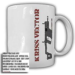Kriss Vector SMG USA Amerika Armee - Tasse #26630