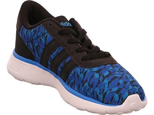 adidas Lite Racer K, Scarpe da Ginnastica Unisex – Bambini Blu (Azul/Negbas/Azusol)
