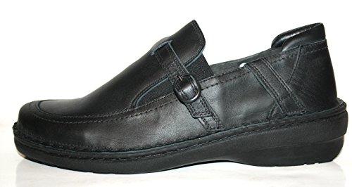 Naot - Cassia, Damen Halbschuhe Schwarz (Black)
