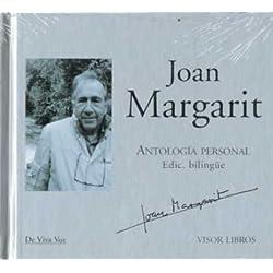 ANTOLOGIA PERSONAL (MARGARIT) (V.VOZ) by Joan Margarit(1905-07-05)