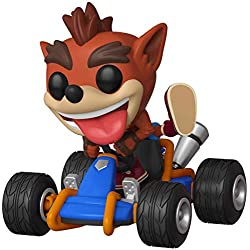 Funko POP! Rides Crash Bandicoot: Crash Bandicoot