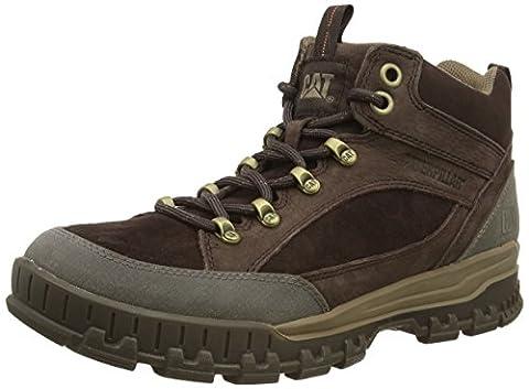 Cat Evolve Mid, Men's Multisport Outdoor Shoes, Brown (Mulch), 10 UK (44 EU)