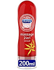 Durex Play Massage 2in1 Sensual - 200 ml