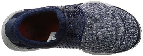 Nike Herren 859553-400 Trail Runnins Sneakers Blau