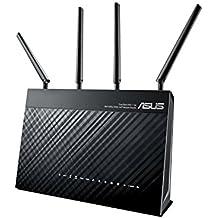 Asus 90ig02 m0 bm3h00 ac87vg ac2400 VoIP Router DSL [Versione Tedesca]