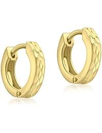 Carissima Gold Damen-Ohrringe 9 k (375) gold 1.51.0919