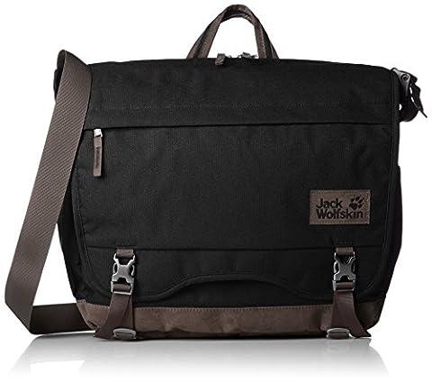 Jack Wolfskin Camden Note Messenger Bag One Size schwarz