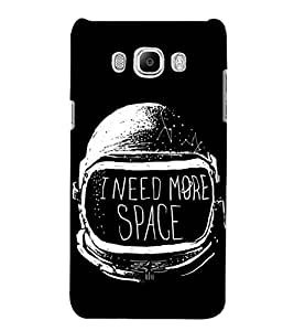 PrintVisa Designer Back Case Cover for Samsung Galaxy J7 (6) 2016 :: Samsung Galaxy J7 2016 Duos :: Samsung Galaxy J7 2016 J710F J710Fn J710M J710H (Quote Love Heart Messages Crazy Express Sorry )