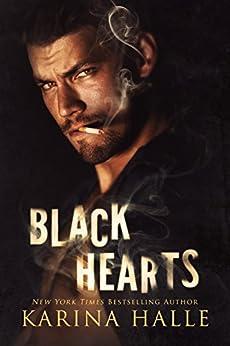 Black Hearts (Sins Duet Book 1) by [Halle, Karina]