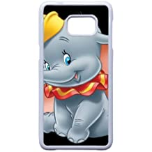 Samsung Galaxy S6 Edge Plus Case , Dumbo Samsung Galaxy S6 Edge Plus Cell phone case White - HHDD7756648