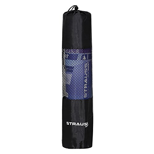 Strauss Yoga Mat (Floral) Best Deal And Price Tracking