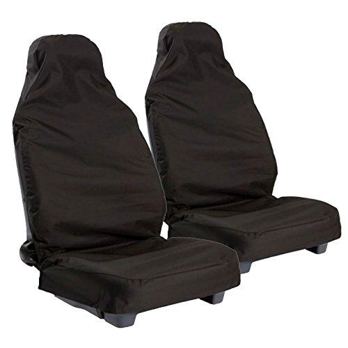 Preisvergleich Produktbild Skoda Citigo Heavy Duty Schwarz Sitzbezug Set 1+ 1