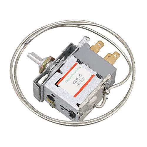 RDEXP 220-250V Thermostat für Kühlschrank und Gefrierschrank, Länge 65 cm