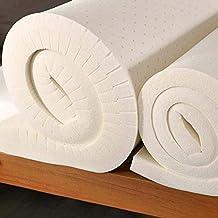 DADAO Colchón de látex Almohadilla Rey hipoalergénico, Dormitorio sofá Tatami Hotel-colchón de látex