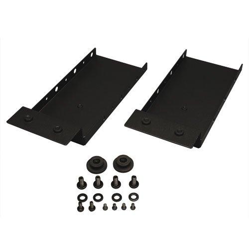 Tripp Lite PDUSIDEBRKT Smart-Track-Montagesatz, Schwarz - Power-amp-rack
