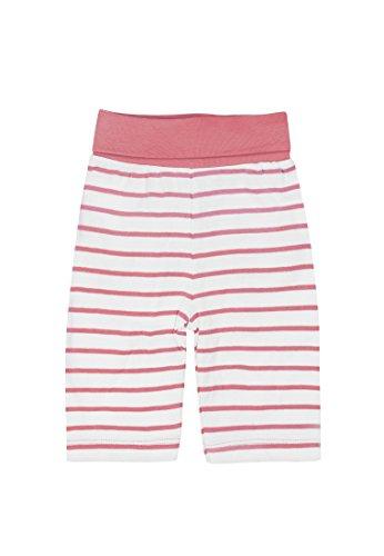 Steiff Baby-Mädchen Hose Jogginghose, Rosa (Hot Pink 2610), 74