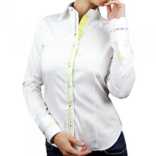 chemise femme veronesa blanc Blanc
