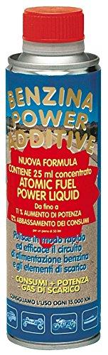 Benzina Power Additive 250ML PER CIRCA 3050 LITRI DI CARBURANTE