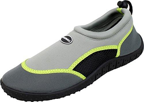 Trespolo crogiolo Scaldapolso in Aqua scarpa uomo amrum-1 - grigio