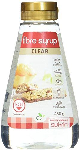 Preisvergleich Produktbild SUKRIN Fiber Sirup clear,  1er Pack (1 x 450 g)