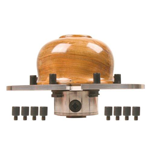 PSI Holz-Produkte lcjc88–1/2Zoll Schüssel Finishing Chuck