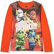 LEGO Mwh-Langarmshirt Ninjago T-Shirt Bambino