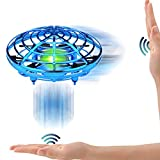 FUNCUBE Flying Toys Hand Controlled Drone Mini RC Quadcopter Interactive Infrared Induction Aircraft UFO Helicopter Gifts
