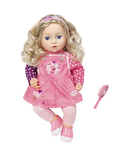 Zapf Creation 700648 Baby Annabell Sophia So Soft