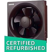 (Certified REFURBISHED) Usha Crisp Air 200mm Exhaust Fan (Black)