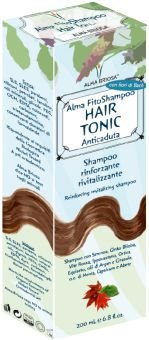 Alma Briosa FitoShampoo Hair-Tonic Shampoo Rinforzante Anticaduta- 200 m