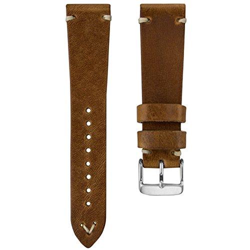cinturino-orologio-geckota-vera-pelle-vintage-marrone-chiaro-22mm