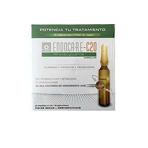 ENDOCARE-C20 Proteoglicanos Ampollas (30 ampollas)