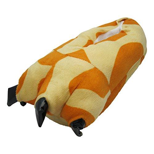 Tier Hausschuhe für Kinder - Tiger - S (Tiger Plüsch Kleinkind Kostüme)