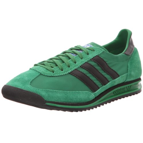 Adidas sl 72, Basket modalità Uomo vert/noir/vert