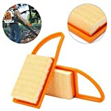 5Pcs Replacement Air Filter Cleaner for Stihl BR500 BR550 BR600 Backpack Blowers