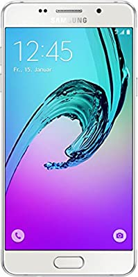 Samsung Galaxy A5 (2016) - Smartphone libre Android (5.2'', 13 MP, 2 GB RAM, 16 GB, 4G), color blanco