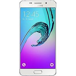 Samsung A5 2016 Smartphone da 5,2″ Full HD AMOLED, Octa-core 1.6 GHz, 2 GB RAM, 16 GB ROM, 4G LTE, Oro