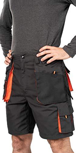Verano Pantalones Cortos de Trabajo para Hombre