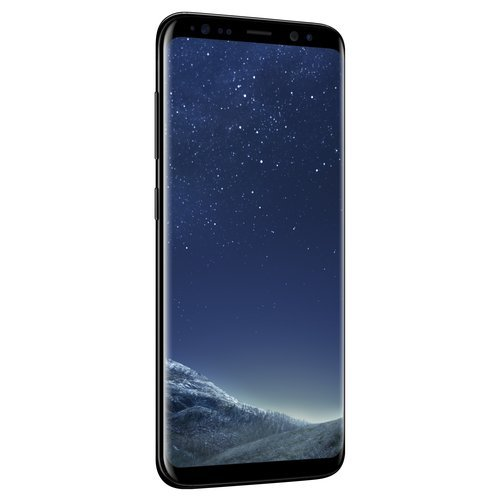 "Vodafone Samsung Galaxy S8 14,7 cm (5.8"") 4 GB 64 GB SIM única 4G Negro 3000 mAh - Smartphone (14,7 cm (5.8""), 4 GB, 64 GB, 12 MP, Android 7.0, Negro)"