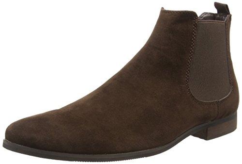 new-look-fashion-chelsea-bottes-chelsea-homme-marron-marron-fonce-43-eu