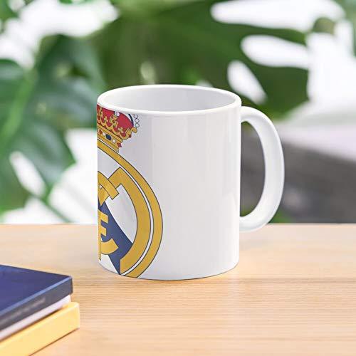 Mug Real Madrid Bestseller-Modegeschenk 11 Unze-Kaffeetasse für jeder