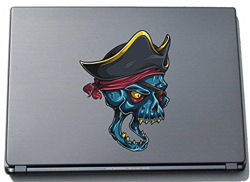 Preisvergleich Produktbild Laptopaufkleber Laptopskin Misc1-Pirates2 - Piraten Heftig - 150 x 113 mm Aufkleber