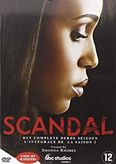 Scandal - Saison 3 [Import belge] by Kerry Washington (B00PJIDYP6) | Amazon Products