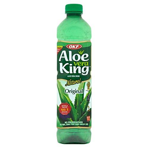 OKF Aloe Vera Getränk Original, 12er Pack (12 x 1500 ml)