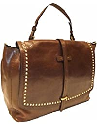 99f9b5a482 The Bridge Rock Borsa a mano pelle 36 cm