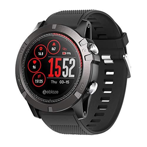 CarJTY Zeblaze Vibe 3 EKG IP67 Wasserdicht Sport Fitness Tracker 1,22