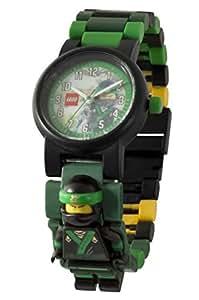 LEGO NINJAGO MOVIE 8021100 Lloyd Kinder-Armbanduhr mit