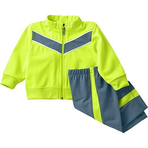 Nike T45 Victory T Warm Up Inf - Chándal para niños unisex de 9-12 meses, color amarillo