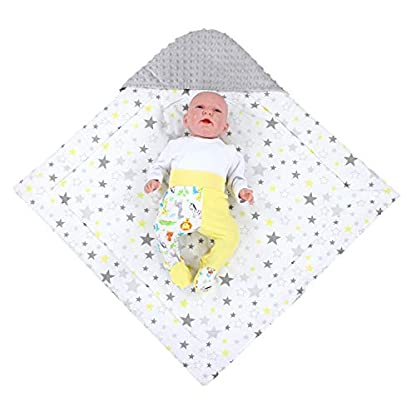 TupTam Manta Envolvente para Asiento de Coche Bebé Invierno