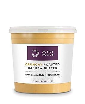 Bulk Powders Beurre de Cajou Croustillant 1 kg